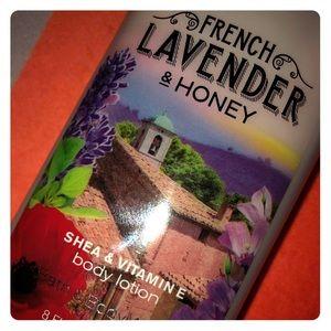 B&BW Body Lotion, French Lavender & Honey